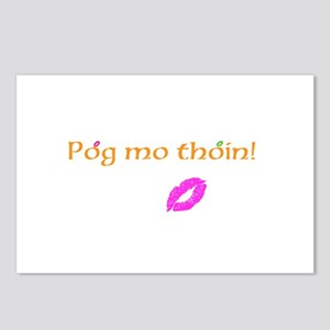Pog mo thoin! Postcards (Package of 8)