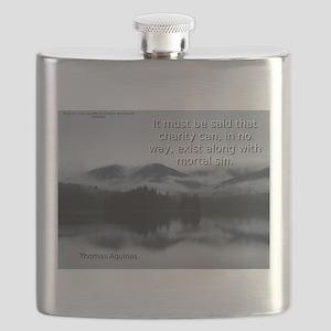 It Must Be Said - Thomas Aquinas Flask