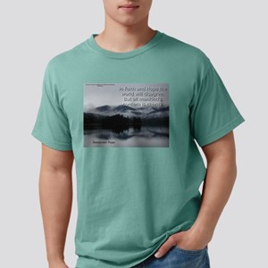 In Faith And Hope - Alexander Pope Mens Comfort Co