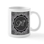 Luna Lace Monogram Mug