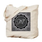Luna Lace Monogram Tote Bag