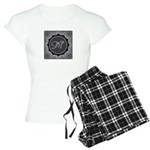 Luna Lace Monogram Women's Light Pajamas