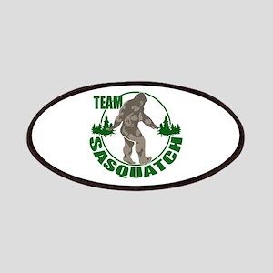 Team Sasquatch Patches