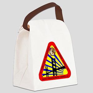 Starfleet Academy 10 Canvas Lunch Bag