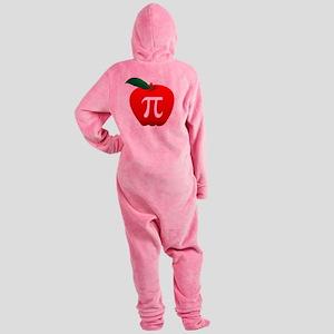 Apple Pie.png Footed Pajamas