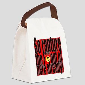 Rapture 1 Canvas Lunch Bag