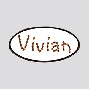 Vivian Coffee Beans Patch