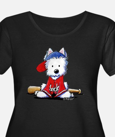 Westie Diamond In The Ruff T