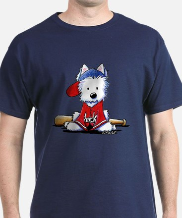 Westie Diamond In The Ruff T-Shirt