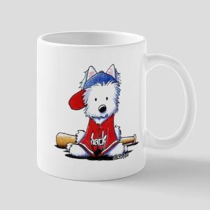 Westie Diamond In The Ruff Mug