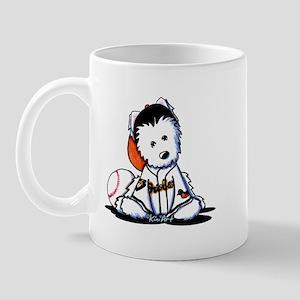 Westie Terrier Fan Mug