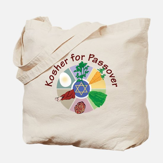Kosher For Passover Tote Bag