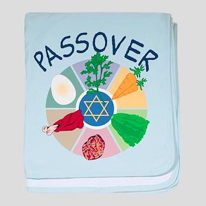 Passover baby blanket