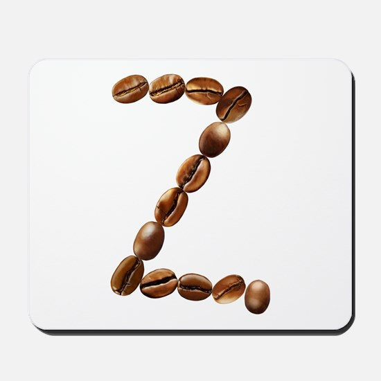 Z Coffee Beans Mousepad
