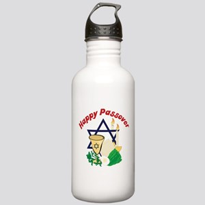 Happy Passover Stainless Water Bottle 1.0L
