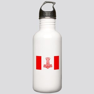 Canadian Mjolnir Stainless Water Bottle 1.0L