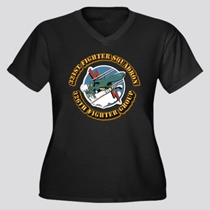 AAC - 321st Fighter Squadron - 326th Fighter Group