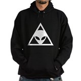 Ufo Dark Hoodies