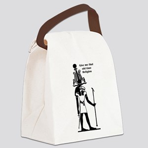 Gods of the underworld Canvas Lunch Bag