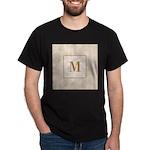 Laced Bisque Carre Monogram Dark T-Shirt