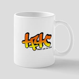 TFTC Orange Mug