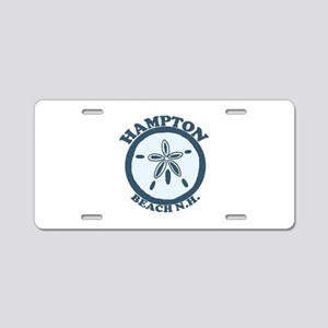 Hampton Beach NH - Sand Dollar Design. Aluminum Li