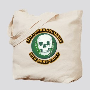 AAC - 321st Bomb Squadron - 90th Bomb Group Tote B