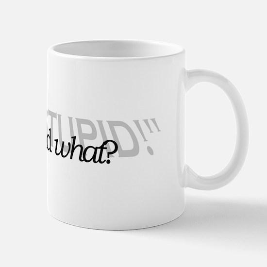Grammar-002 Mugs