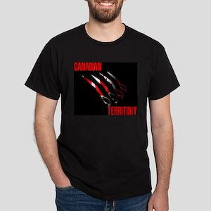 Canadian Territory Dark T-Shirt