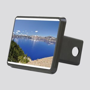 Crater Lake Rectangular Hitch Cover
