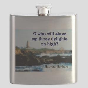 O Who Will Show Me - George Herbert Flask