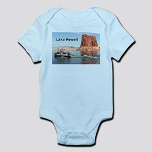 Lake Powell, Arizona, USA (caption) 2 Infant Bodys