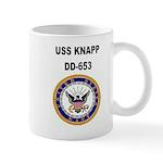USS KNAPP Mug