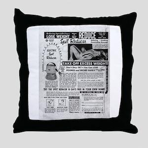ad4 Throw Pillow