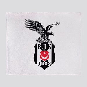 Besiktas Throw Blanket