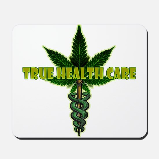 True Health Care Mousepad