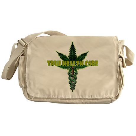 True Health Care Messenger Bag