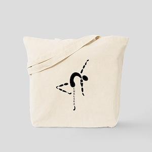 Chelsea dancer Tote Bag