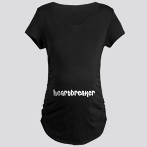 Heartbreaker Maternity Dark T-Shirt