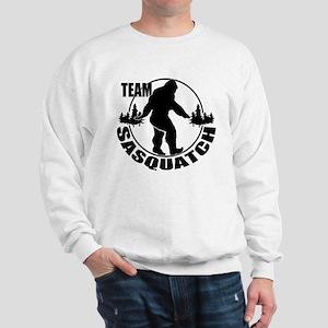 Team Sasquatch Sweatshirt