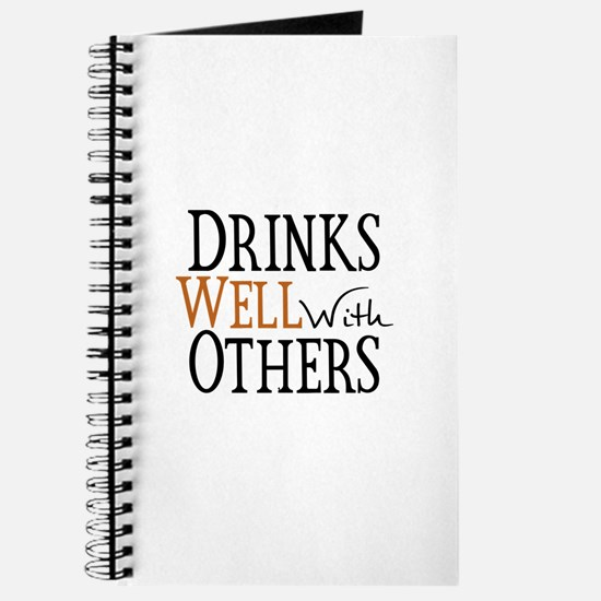 Drinks Well With Others Journal