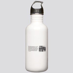 Bayard Rustin Stainless Water Bottle 1.0L