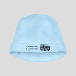 Bayard Rustin baby hat