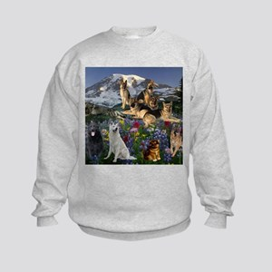 German Shepherd Country Sweatshirt
