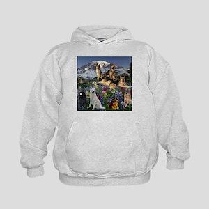 German Shepherd Country Sweatshirt