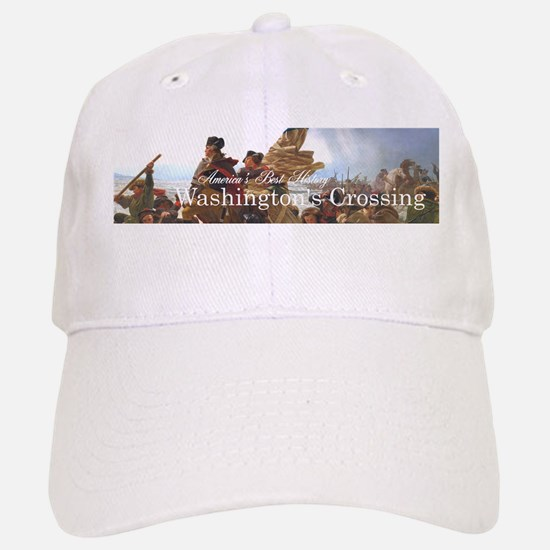 ABH Washington's Crossing Baseball Baseball Cap