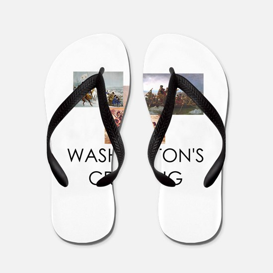 ABH Washington's Crossing Flip Flops