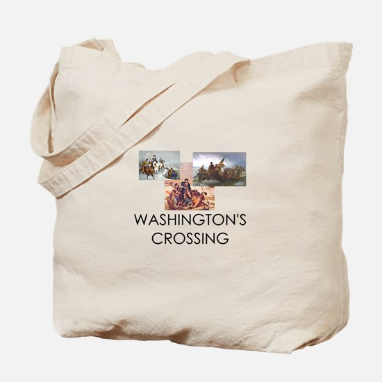 ABH Washington's Crossing Tote Bag