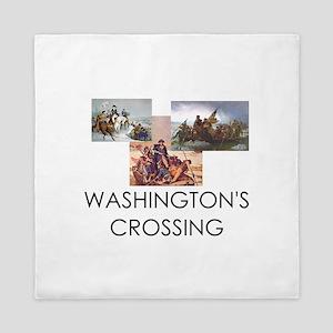 ABH Washington's Crossing Queen Duvet
