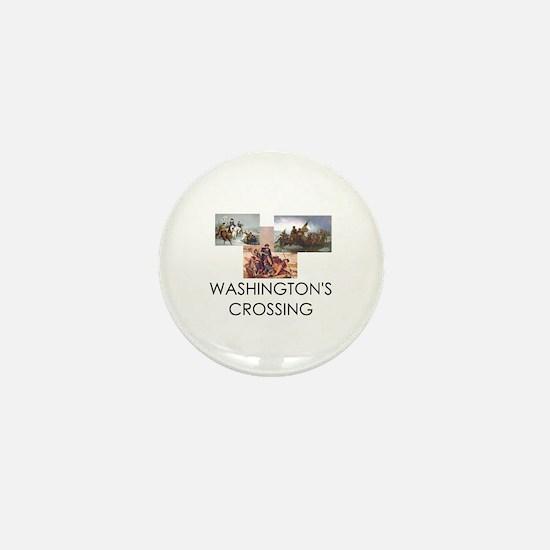 ABH Washington's Crossing Mini Button